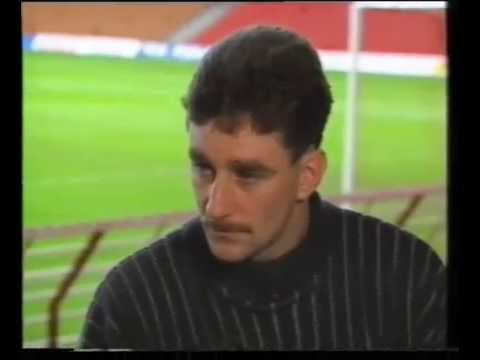 Liverpool FC 87/88 and 88/89 goals and interviews