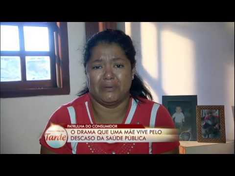 Descaso: após perder o filho em hospital público, mãe clama por justiça #ArquivoPatrulha