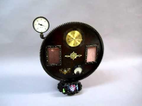 Clock Pod - MP3 Boom Box