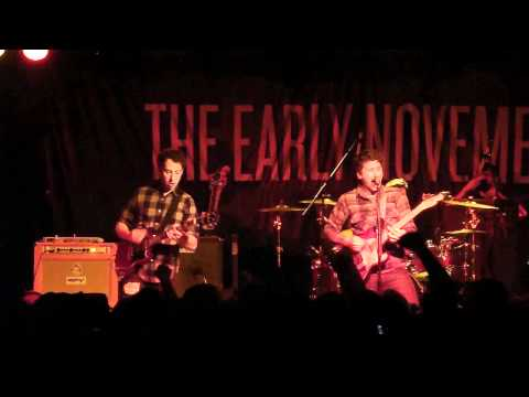 The Early November - The Course Of Human Life (LIVE HD)