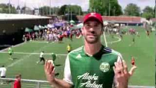 Portland barefoot 3v3 and world soccer festival     the power of soccer can kick aids