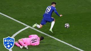 Kai Havertz Opening Goal   Chelsea vs Manchester City   Champions League Final   UCL on CBS Sports