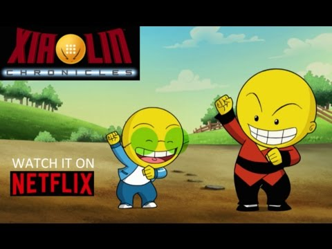 XIAOLIN CHRONICLES Official Trailer - OMI/Ping Pong