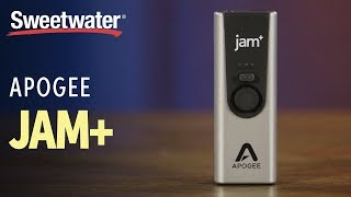 The Apogee Jam+ can be purchased here: ...