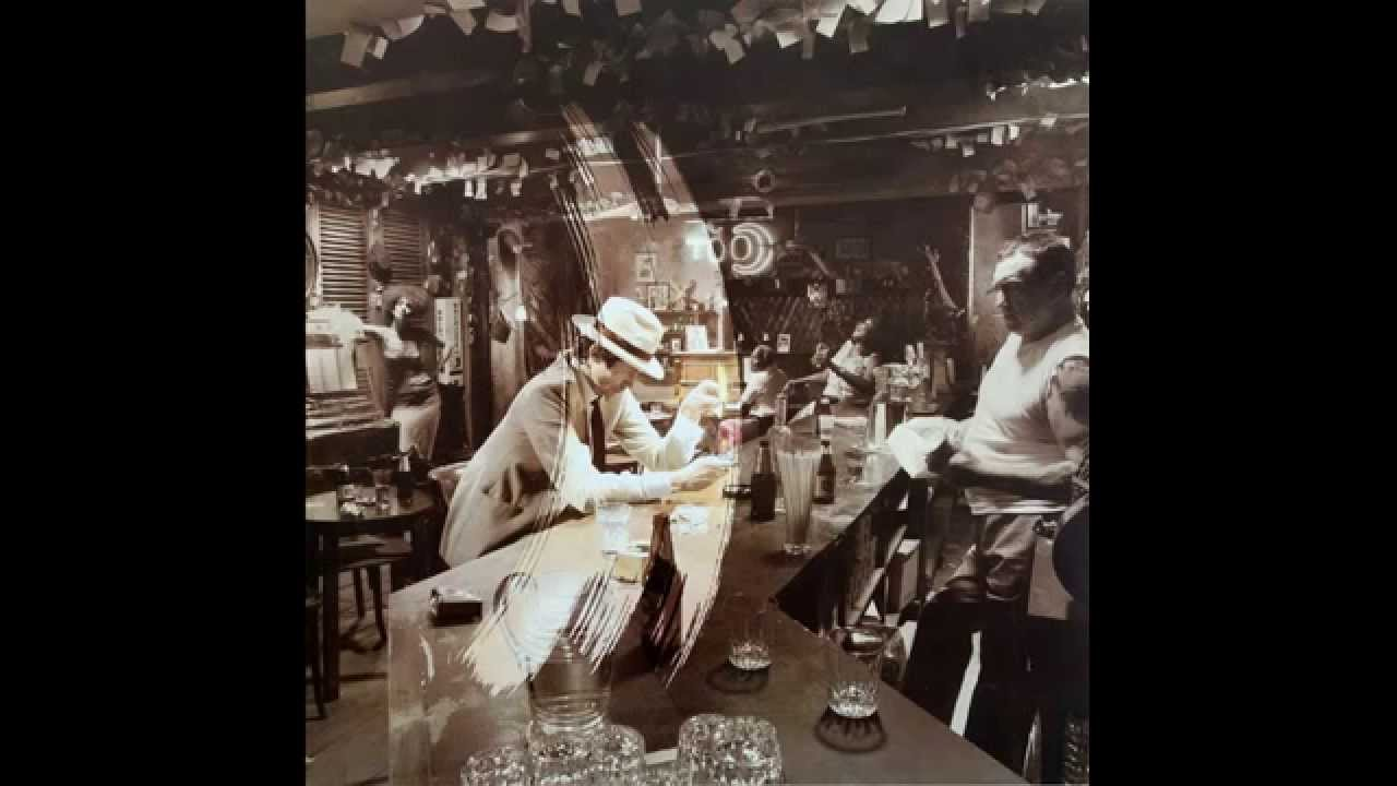 Led Zeppelin In Through The Out Door (Full Album) Reversed