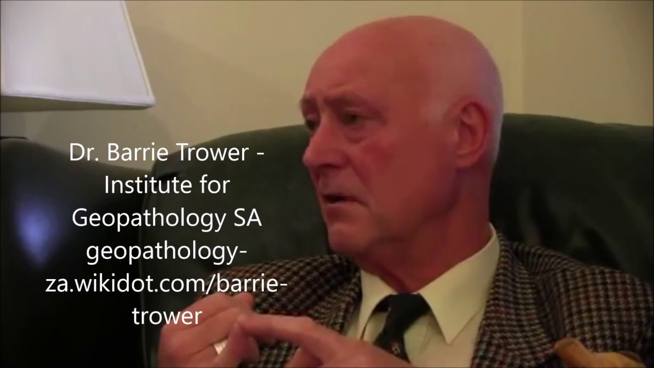 5G Wifi technology the death blow to humanity Dr. Barrie Trower