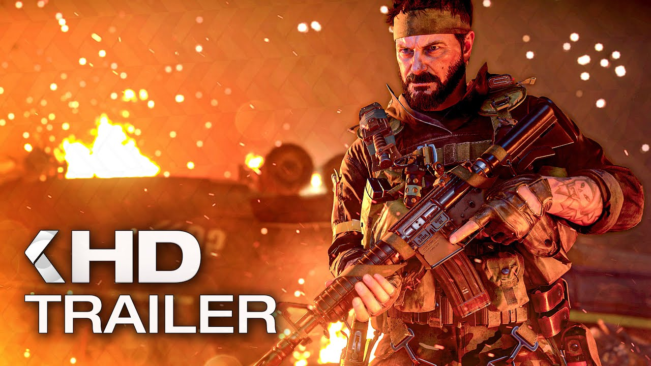 CALL OF DUTY BLACK OPS: COLD WAR Trailer German Deutsch (2020)