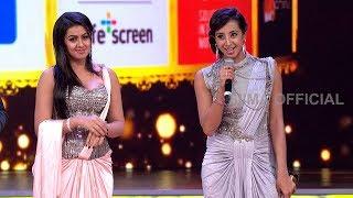 Nikki Galrani and Sanjana Galrani sharing the Stage