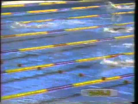 Janet Evans 400m freestyle olympic games