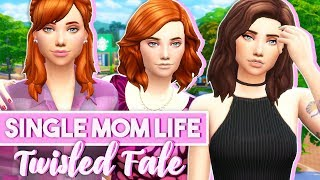 THE BREAKUP💔 // The Sims 4 | Single Mom Life - Twisted Fate #16