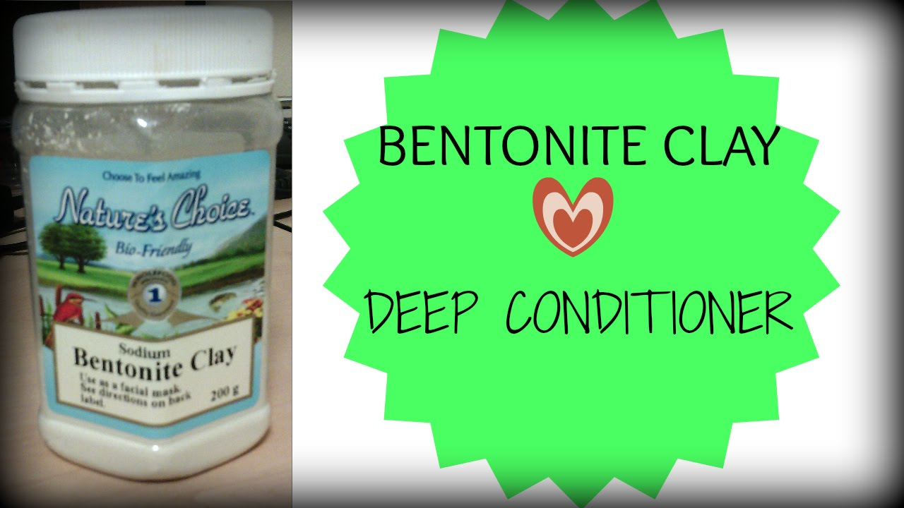 All Natural Deep Conditioner For Natural Hair