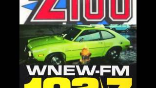 April Fools: Mr Leonard on 102.7 WNEW-FM (Z100 NYC) [04-01-1991]