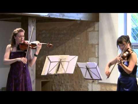 Prokofiev Op 56 Sonata for Two Violins