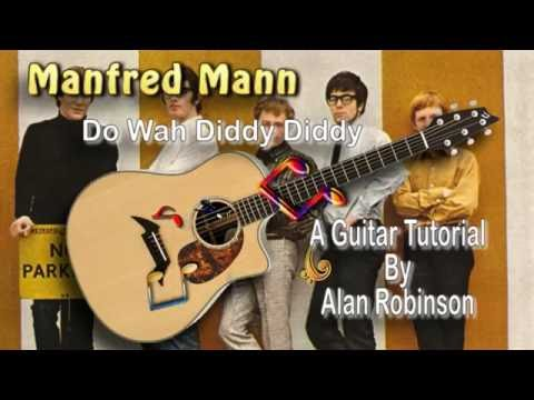 Do Wah Diddy Diddy - Manfred Mann - Acoustic Guitar Lesson