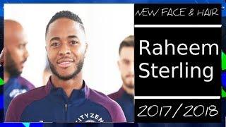 New Face & Hair Raheem Sterling 20172018 Para PES 2013