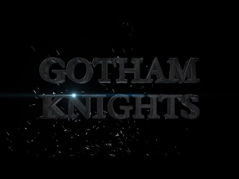 "Gotham Knights - S1: Ep. 1 Pilot ""Year One"""