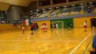 西日本学生ハンドボール選手権大会・第4日目