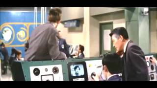 The X From Outer Space 1967 Japanese trailer