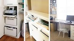 22 Super Creative Yet Functional Office Storage Ideas