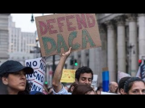 Judge rules against Trump administration on rescinding DACA
