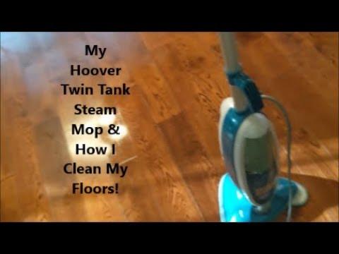 My Steam Mop & How I Clean My Hardwood Floors