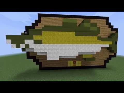 Minecraft - Big Mouth Billy Bass
