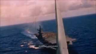 【WW2】太平洋戦線で撮影された米軍のガンカメラ映像集