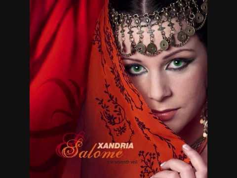 Клип Xandria - Salomé