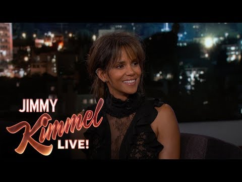 Halle Berry's Sexy Toilet Photo