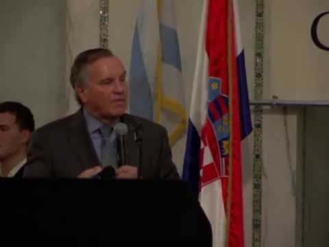 Croatians of Chicagoland - Book Premiere May 17, 2010, part 1 of 5