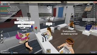 Roblox Salon?|| Kawaiiwhitetigersss msp