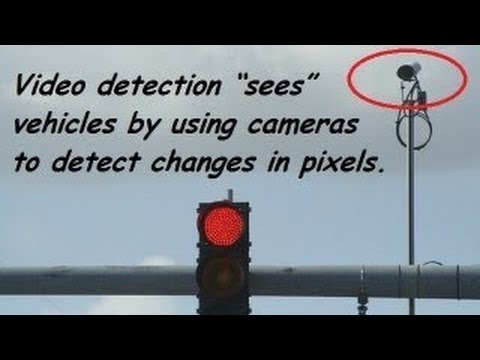 Traffic Light Hack Autoscope Solo Terra Video Detection System   Hack    YouTube