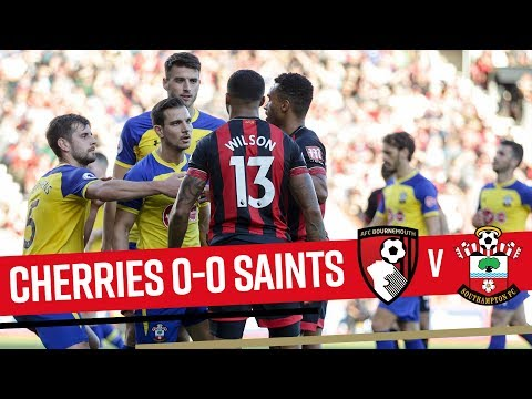 DERBY DAY DRAW 🔒 | AFC Bournemouth 0-0 Southampton