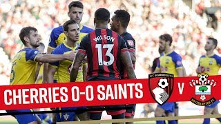 DERBY DAY DRAW 🔒 | AFC Bournemouth 0-0 Southampton