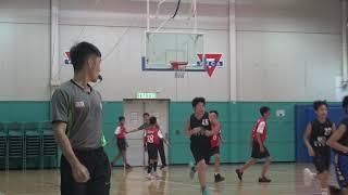 Publication Date: 2019-10-26 | Video Title: YMCA 福音籃球賽 2019 新界區M12 標準錶針 VS