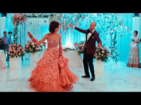 Rohit + Angelee - Luxurious Wedding - Next / Same Day Edit