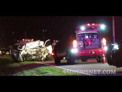 One Dead in Head-On Motor Vehicle Collision in Clements