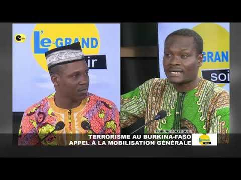 TRIBUNE POLITIQUE 📚  : TERRORISME AU BURKINA-FASO / APPEL À LA MOBILISATION GÉNÉRALE
