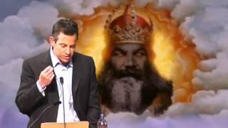 Сэм Харрис Мораль и христианский бог Sam Harris Morality and the Christian God
