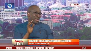 Sowunmi Calls For Annulment Of Elections, Alleges Fraud In Entire Process Pt.1 |Sunrise Daily|