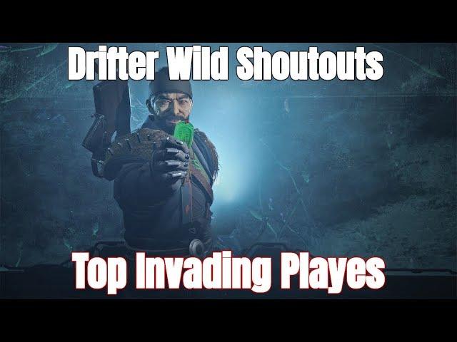 Destiny 2 : Drifter Wild Shoutouts in Gambit