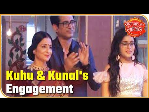 Kuhu and Kunal's ENGAGEMENT ceremony | Yeh Rishtey Hain Pyaar Ke