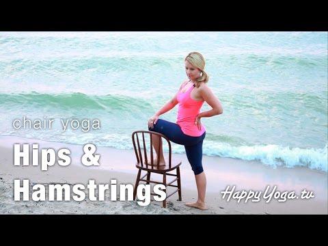 Chair Yoga_Happy Yoga with Sarah Starr_Vol. 5 Trailer