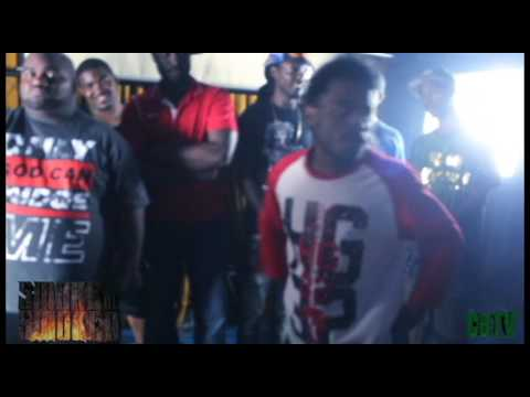 TONE BONE (STL) VS YUNG TONE (K.C)//HOSTED BY SHOW OFF//SMOKE OR BE SMOKED//CHEDDAHOUSE.BTV