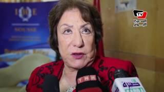 « سميحة أيوب» من تونس: «بلاش نرمي خيبتنا على الدراما التركية»
