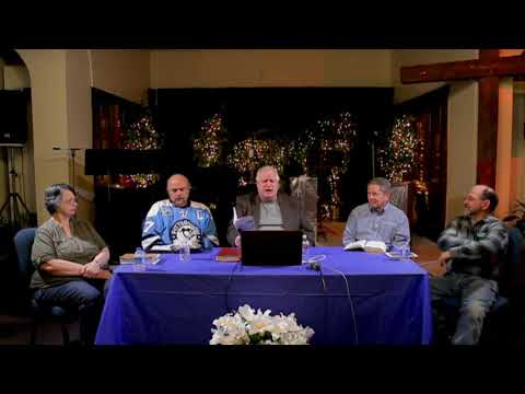 Holy Ghost Forum 36  pt 2