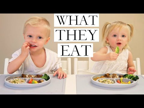 What Our VEGAN/PLANT-BASED Children Eat (PART 1/2)