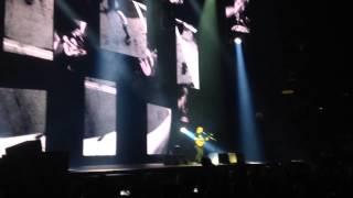 Ed Sheeran - Don't/Loyal/No Diggity/Nina Mashup (Toronto June 6)