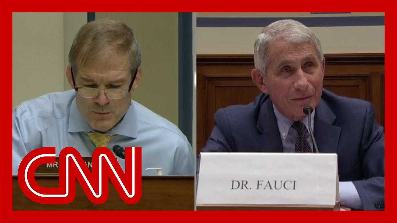 Jim Jordan knocks heads with Dr. Anthony Fauci: Overnight News ...