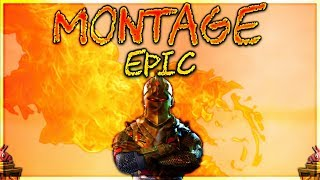 MONTAGE - EPIC - fortnite BR / Two Steps Form Hell - Heart Of courage